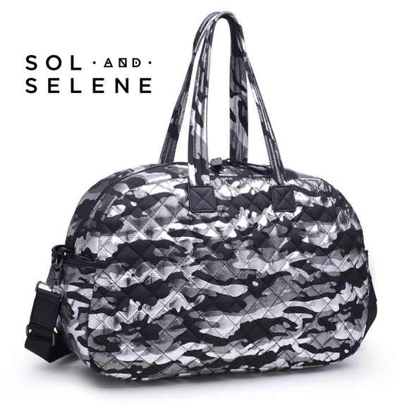 Sol and Selene Getaway Women Duffel Nylon